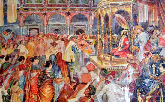 THE SAGA OF RAJA SHIVAJI - From AGRA to SALHER