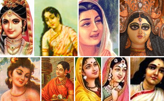 Influence of Women in Indian Epics