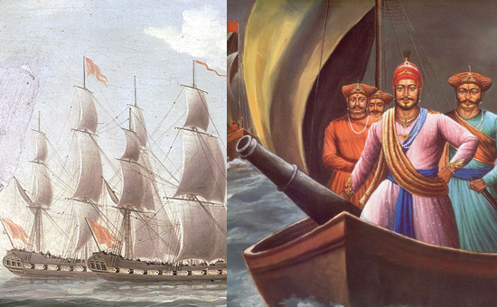 A History of Maratha Navy and Merchantships