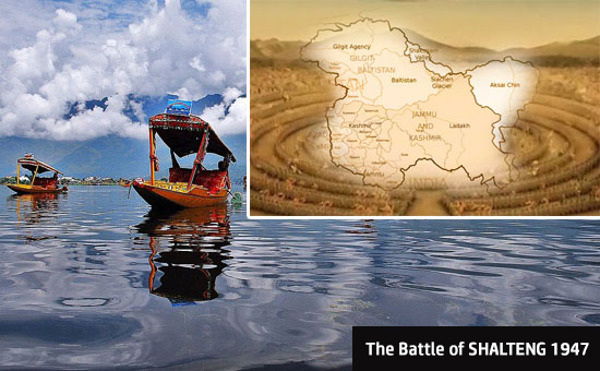 The Battle of SHALTENG-Story of How Srinagar was saved in 1947