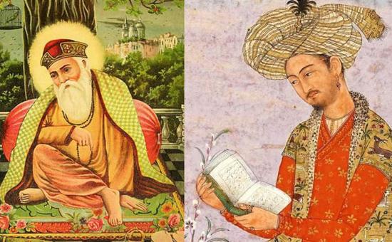 Guru Nanak on Babur Invasion