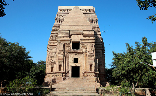 About PRATIHARA Empire - Central India