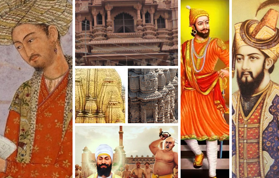 Atrocities of Mughal Emperors - Islamic Imperialism in India Part 2
