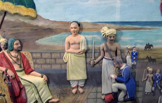 When Marthanda Varma defeated the Dutch East India Company