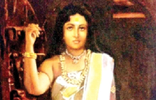 The Revolt of the Rani of Attingal