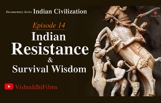 How did Indians survive the Islamic Conquest