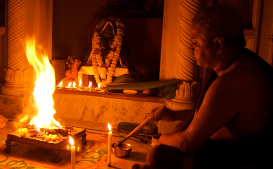 The Beginning of Fire Worship and its Veneration in Indian Culture