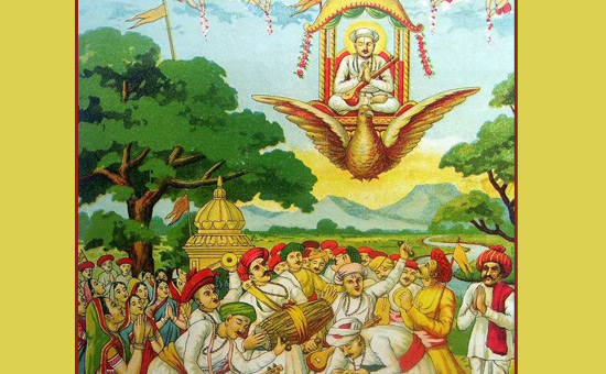 The `BHAKTI MOVEMENT` of Maharashtra and Karnataka
