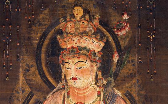 Film Indian Deities Worshipped in Japan