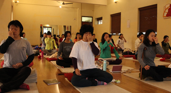 Yoga - India`s Gift To the World