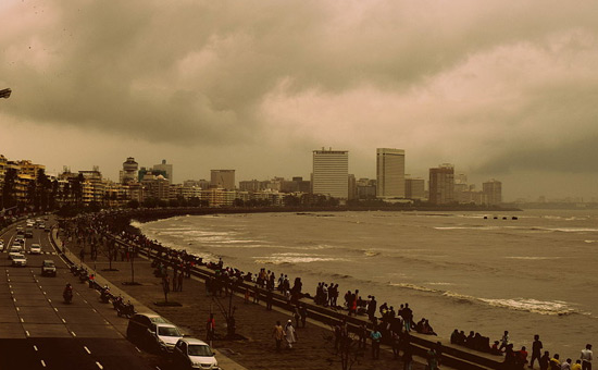 Mumbai is an excellent union of the old and the new