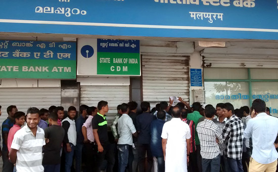 Panic, chaos, excitement, but India has welcomed Modi`s demonetisation drive