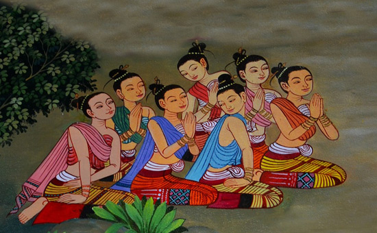 Approach to the study of Women in Sanskrit Buddhist Narrative Literature