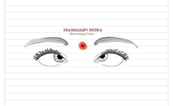 SHAMBHAVI MUDRA - Meditation with Half-Open Eyes