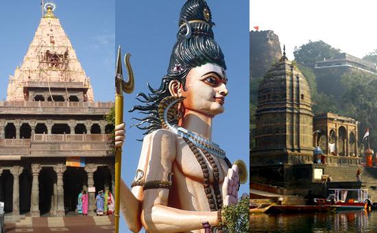 Ujjain, Omkareshwar and Maheshwar Yatra