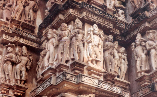 Travel to Khajuraho