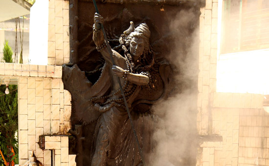 The Giant Dance of Shiva
