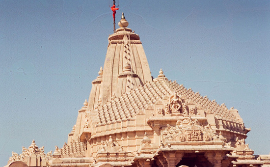 Chants & Shlokas at Somnath Light & Sound show