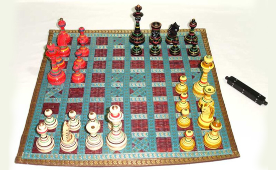 Origin of chess aka Chaturanga