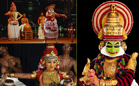 Kutiyattam is India`s oldest living theatrical art form