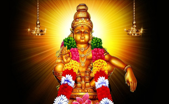 Sabarimala is also connected with Tamil Culture