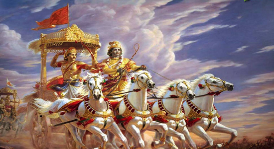 Reclaiming the Mahabharata for India`s 21st Century manifestation