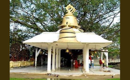 Bell Temple Assam - Tilinga Mandir