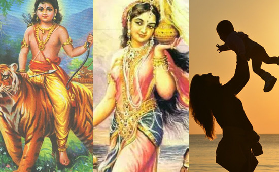 Stories of Bharat 2 - Mother`s Day, Mohini Avatar, Tiger stories Ayyappa