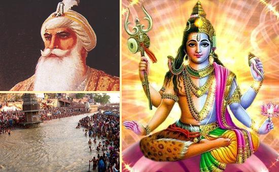 Stories of Bharat 9 - Jassa Singh, Ganga Dussehra, ShivaVishnu