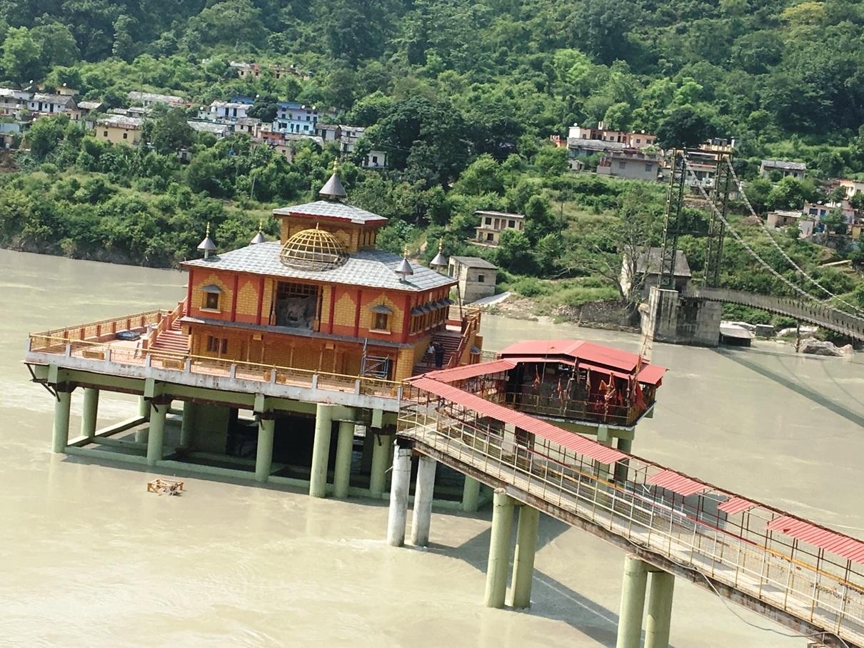 DHARI DEVI Shakti Sthal Srinagar, DEV BHOOMI