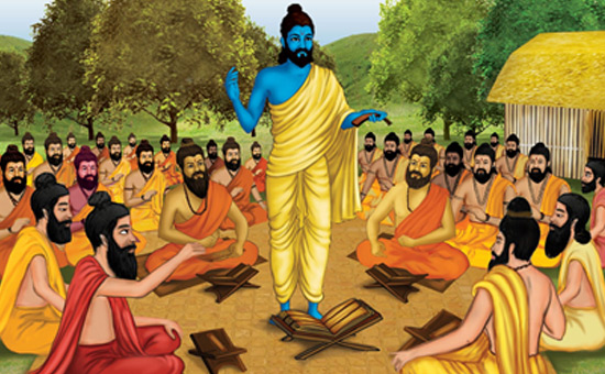 Impact of Gurukula System in India