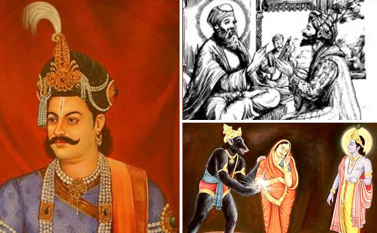 Stories of Bharat 12 - Guru Nanak, Mahamantri Timmarusu, Syamantaka Mani
