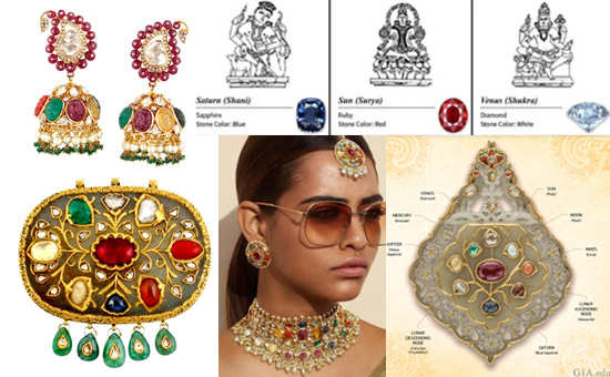 The charisma of Nine Gems NAVRATNA