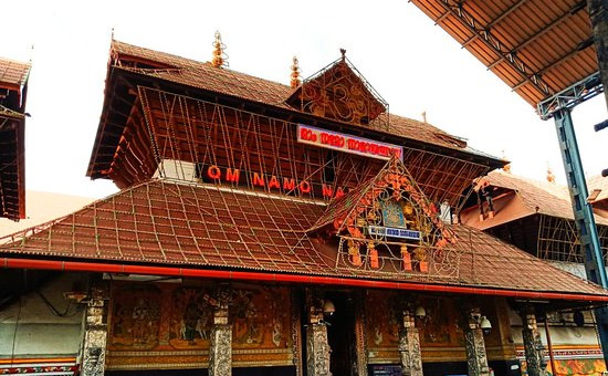Two Esoteric Temples of Kerala