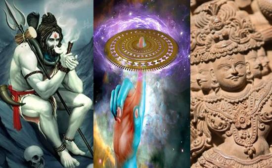 Stories of BHARAT 13 - Sudarshan Chakra, Tripurantaka and Shiv ji