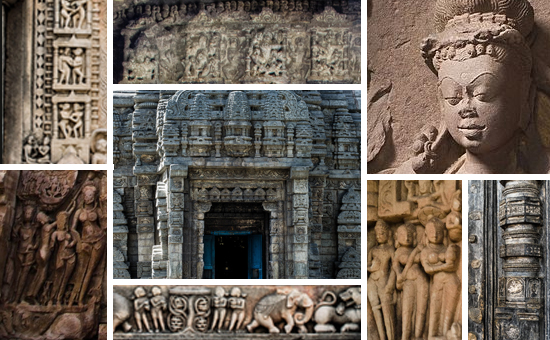 The Doorway to the Temple Sanctum-Understanding the sculptures and motifs