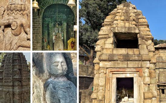 TRILOKNATH Temple Mandi, Himachal Pradesh