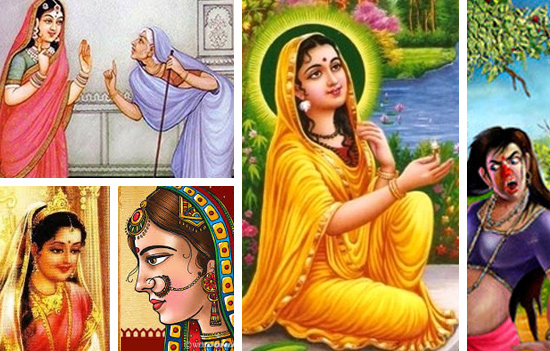 Portrayal of Women in Ramayana-A Different Perspective