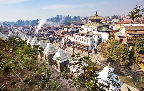 PASHUPATINATH Temple Nepal