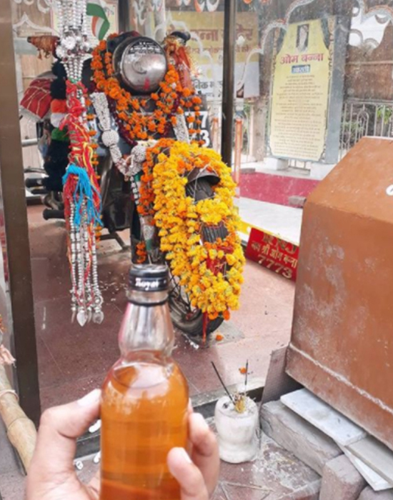 Story of BULLET Baba Temple, Rajasthan