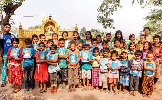 Meeting the Hindus of Myanmar
