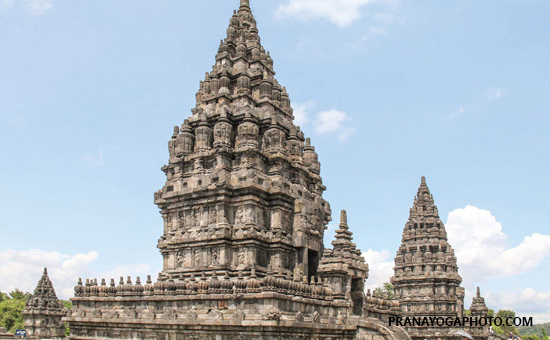 Exploring Temples of Java, Indonesia