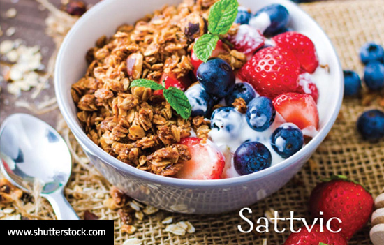 Role of SATTVIC food in Spiritual Growth