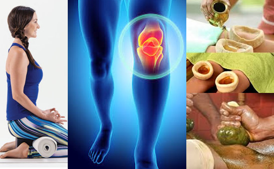 Yoga and Ayurveda Therapy for Knee Pain