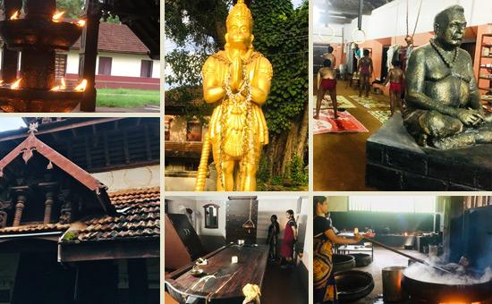 POOMULLY MANA - Home to pristine Ayurveda remedy
