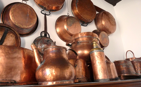 Why we use COPPER UTENSILS