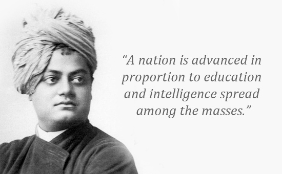 Education In The Vision Of Swami Vivekananda