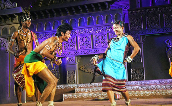 Folk Dance Forms of Odisha