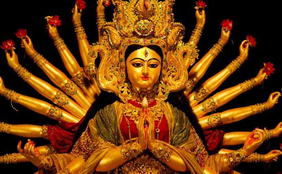 Durga worship