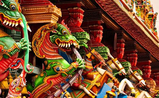 Mahagam festival in Kumbakonam